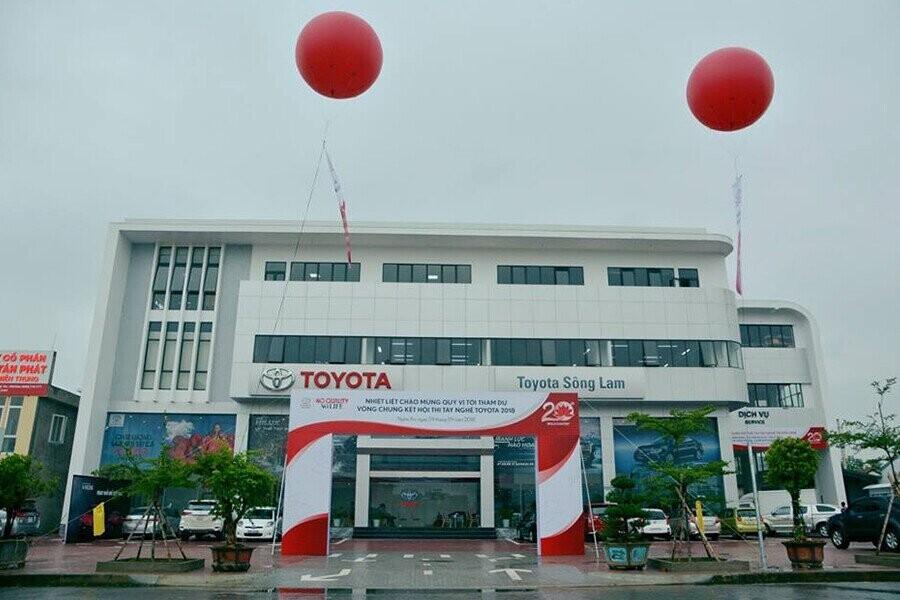 Toyota Sông Lam