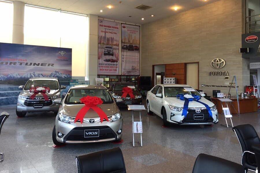 Đại Lý Toyota Tân Cảng Quận Bình Thạnh TPHCM - Hinh 2