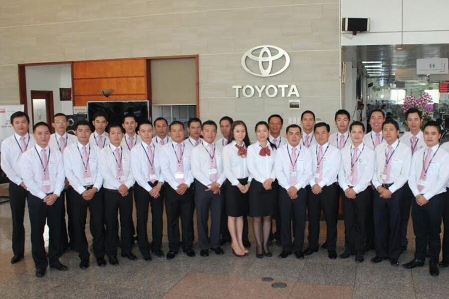 Đại Lý Toyota Tân Cảng Quận Bình Thạnh TPHCM - Hinh 3