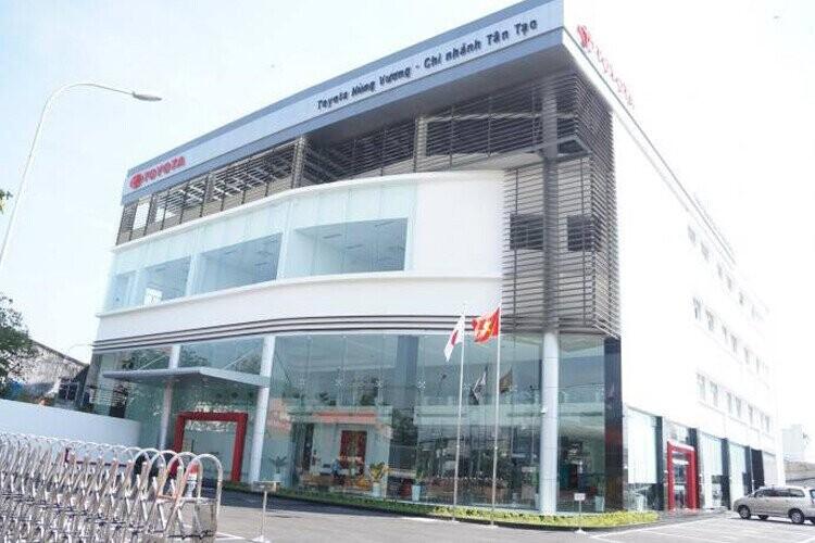 Toyota Hùng Vương - Chi Nhánh Toyota Tân Tạo