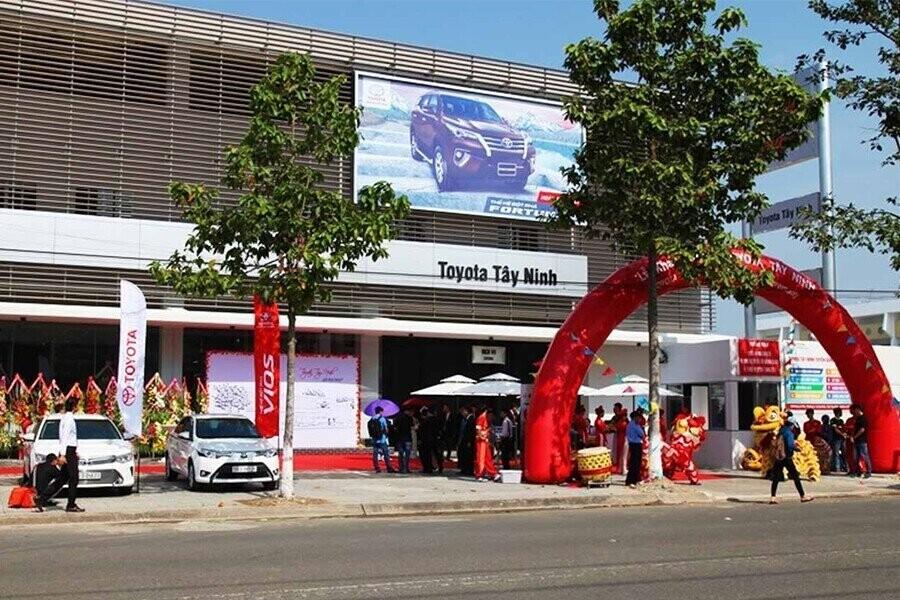 Toyota Lý Thường Kiệt - Chi Nhánh Toyota Tây Ninh