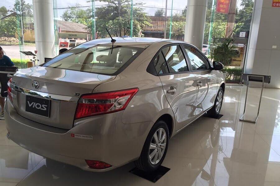 Đại Lý Toyota Thái Nguyên Phường Cam Giá TP Thái Nguyên - Hình 2