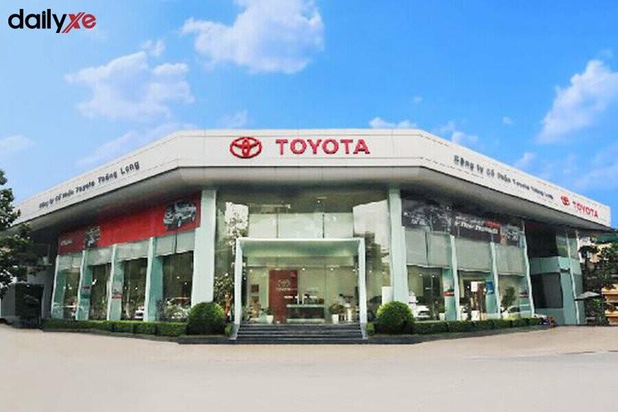 Đại Lý Toyota Thăng Long