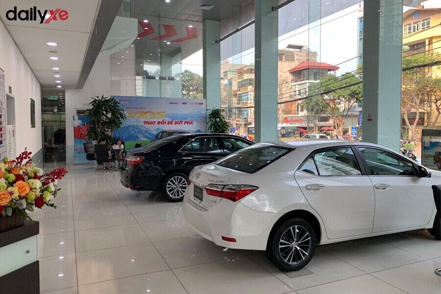 Phòng trưng bày xe Toyota Thăng Long - Hình 2