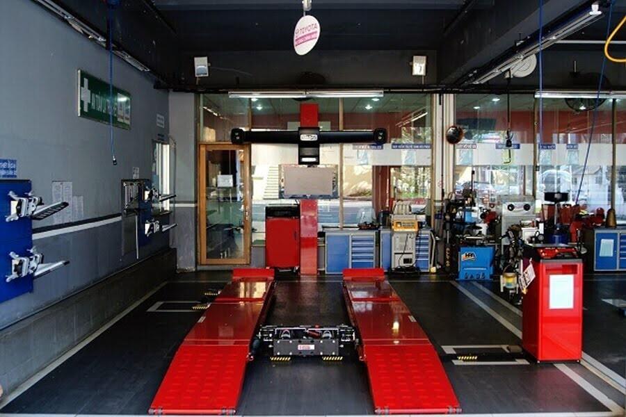 Đại Lý Toyota Thanh Hóa Phường Ba Đình TP Thanh Hóa - Hình 3