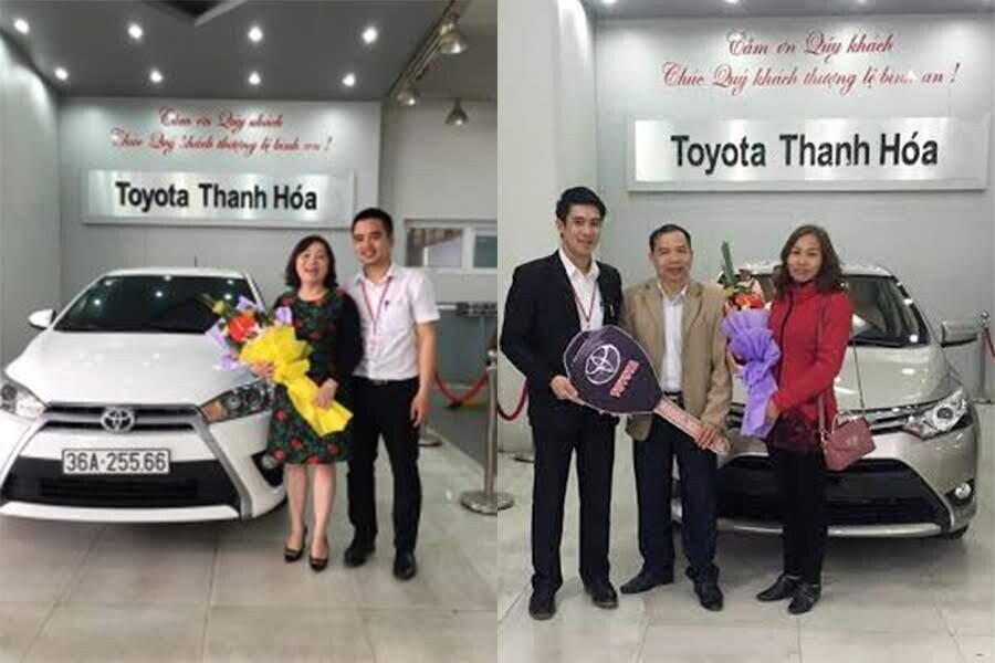 Đại Lý Toyota Thanh Hóa Phường Ba Đình TP Thanh Hóa - Hình 4