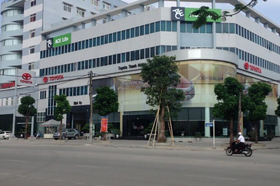 Toyota Thanh Hóa