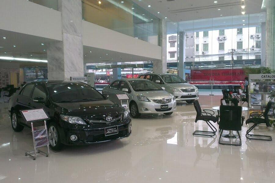 Đại Lý Toyota Thanh Xuân Phường Khương Mai TP Hà Nội - Hình 2