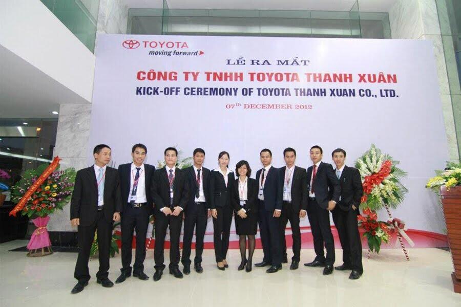 Đại Lý Toyota Thanh Xuân Phường Khương Mai TP Hà Nội - Hình 4