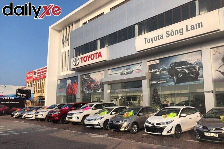 Toyota Sông Lam - Toyota Vinh