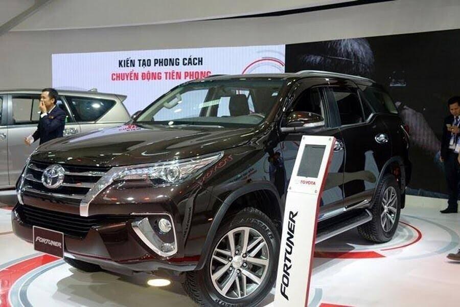Đại Lý Toyota Vĩnh Phúc Huyện Bình Xuyên Vĩnh Phúc - Hình 2