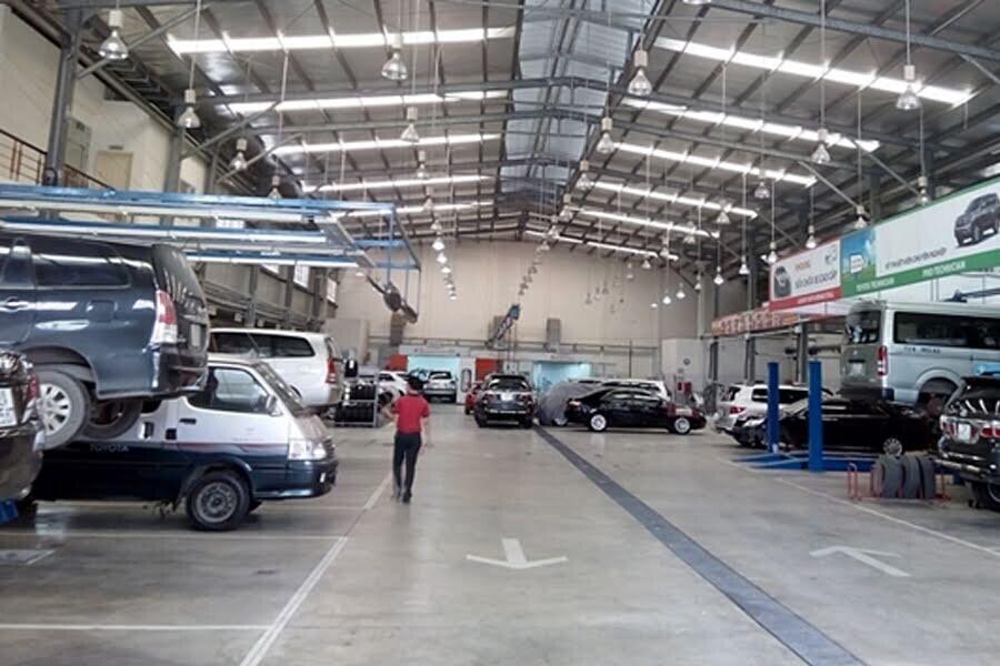 Đại Lý Toyota Vũng Tàu Phường 10 TP Bà Rịa Vũng Tàu - Hình 2