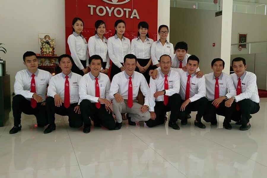 Đại Lý Toyota Vũng Tàu Phường 10 TP Bà Rịa Vũng Tàu - Hình 4