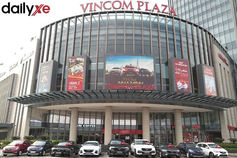 ViinFast Hà Tĩnh - Tầng 1 Vincom