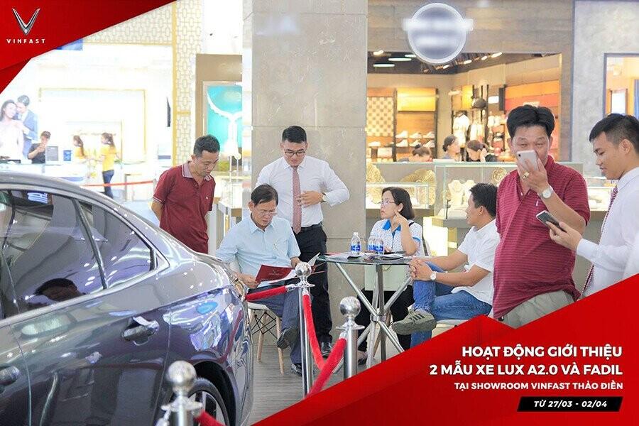 Sự kiện trưng bày  xe tại VinFast Thảo Điền - Hình 2