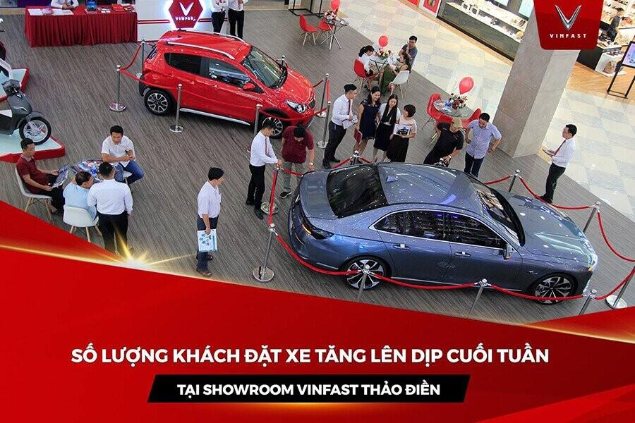 Sự kiện trưng bày  xe tại VinFast Thảo Điền - Hình 4