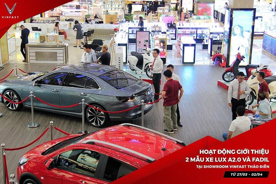Sự kiện trưng bày  xe tại VinFast Thảo Điền - Hình 3