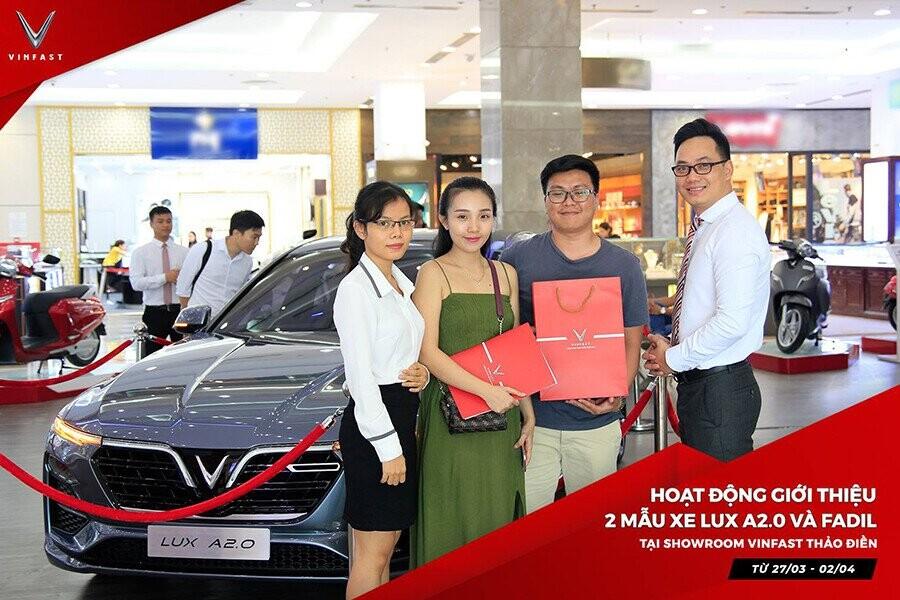 Sự kiện trưng bày  xe tại VinFast Thảo Điền - Hình 5