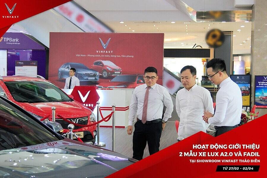 Sự kiện trưng bày  xe tại VinFast Thảo Điền - Hình 1