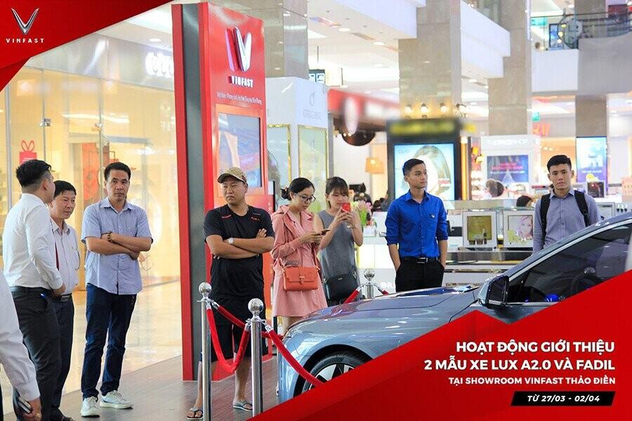 Sự kiện trưng bày  xe tại VinFast Thảo Điền - Hình 7