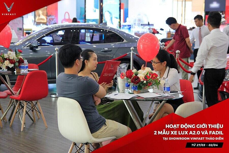 Sự kiện trưng bày  xe tại VinFast Thảo Điền - Hình 6