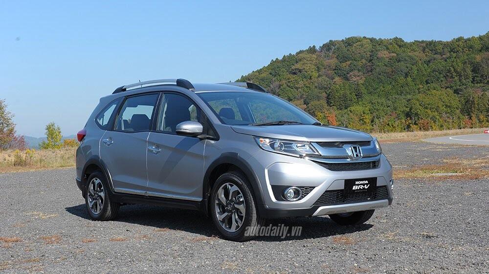 Đánh giá ban đầu về Honda BR-V: Crossover đầy hứa hẹn - Hình 1