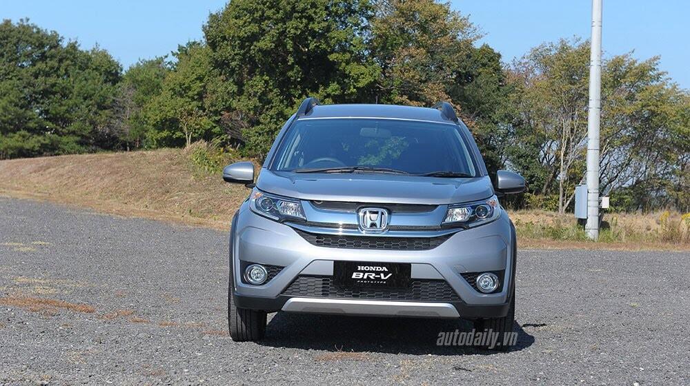 Đánh giá ban đầu về Honda BR-V: Crossover đầy hứa hẹn - Hình 2