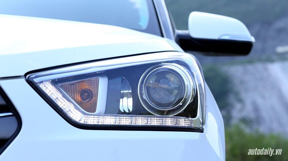 Đánh giá ban đầu về Hyundai Creta 1.6L máy dầu - Hình 5