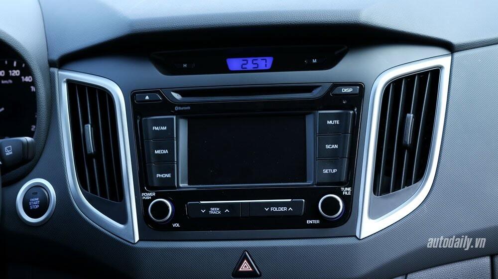 Đánh giá ban đầu về Hyundai Creta 1.6L máy dầu - Hình 7