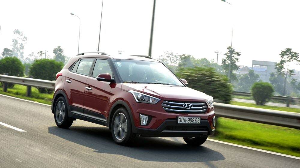 Đánh giá ban đầu về Hyundai Creta 1.6L máy dầu - Hình 11