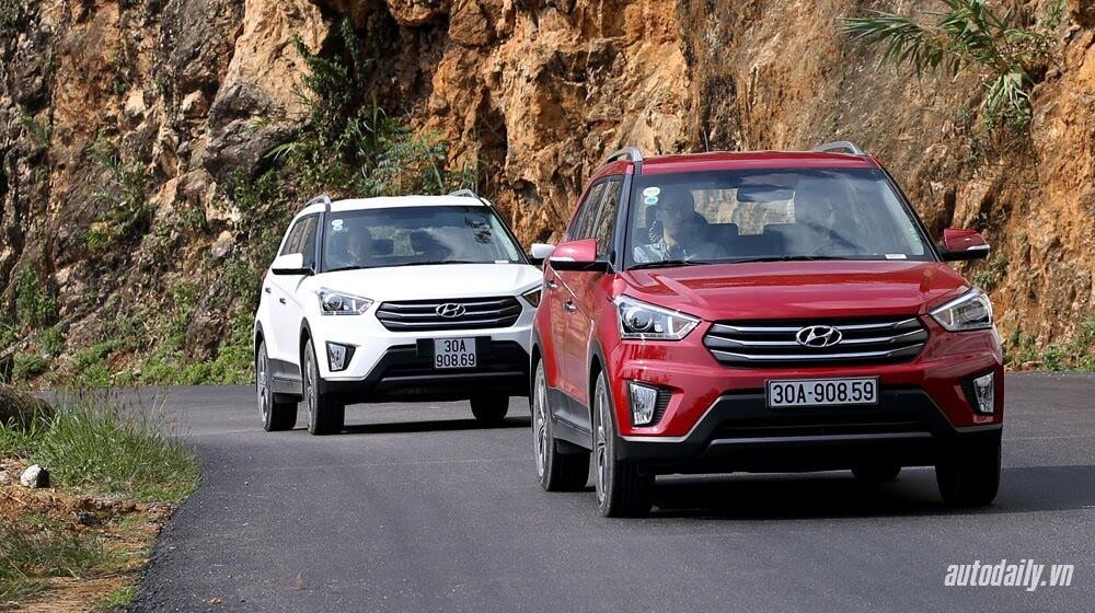Đánh giá ban đầu về Hyundai Creta 1.6L máy dầu - Hình 12