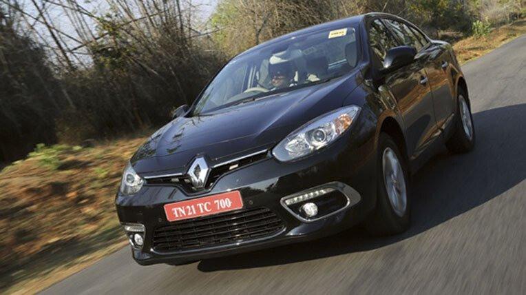 Đánh giá ban đầu về Renault Fluence 2014 - Hình 1