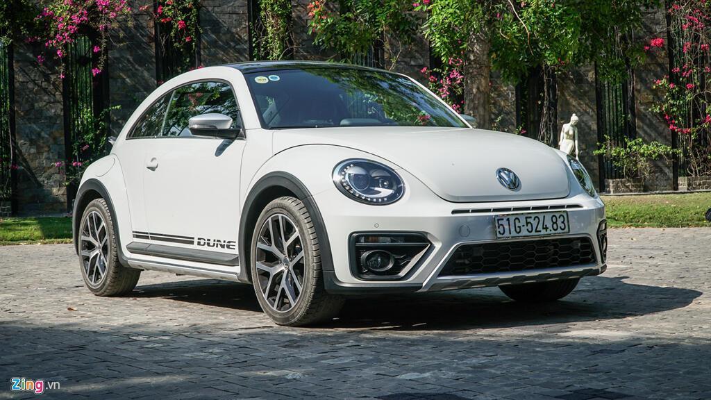 Đánh giá Beetle Dune - xe nhỏ giá ngang Mercedes-Benz C200 - Hình 1