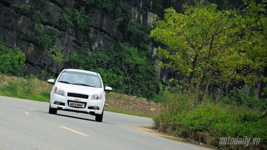 Đánh giá Chevrolet Aveo 2013 – Khi giá bán là lợi thế - Hình 12