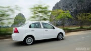 Đánh giá Chevrolet Aveo 2013 – Khi giá bán là lợi thế - Hình 15