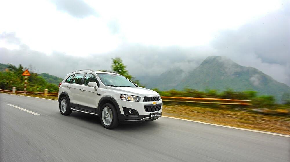 Đánh giá Chevrolet Captiva LTZ 2014 qua hành trình 1000km - Hình 2