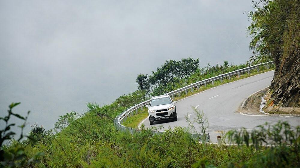 Đánh giá Chevrolet Captiva LTZ 2014 qua hành trình 1000km - Hình 6