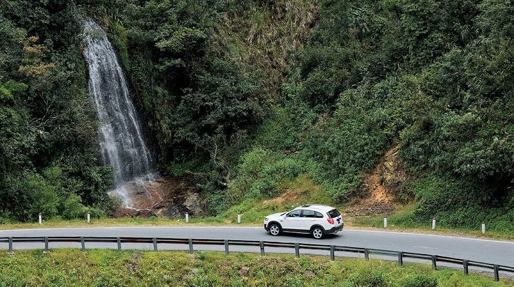 Đánh giá Chevrolet Captiva LTZ 2014 qua hành trình 1000km - Hình 7