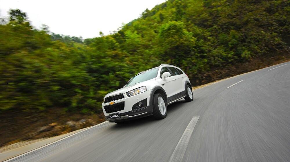 Đánh giá Chevrolet Captiva LTZ 2014 qua hành trình 1000km - Hình 11