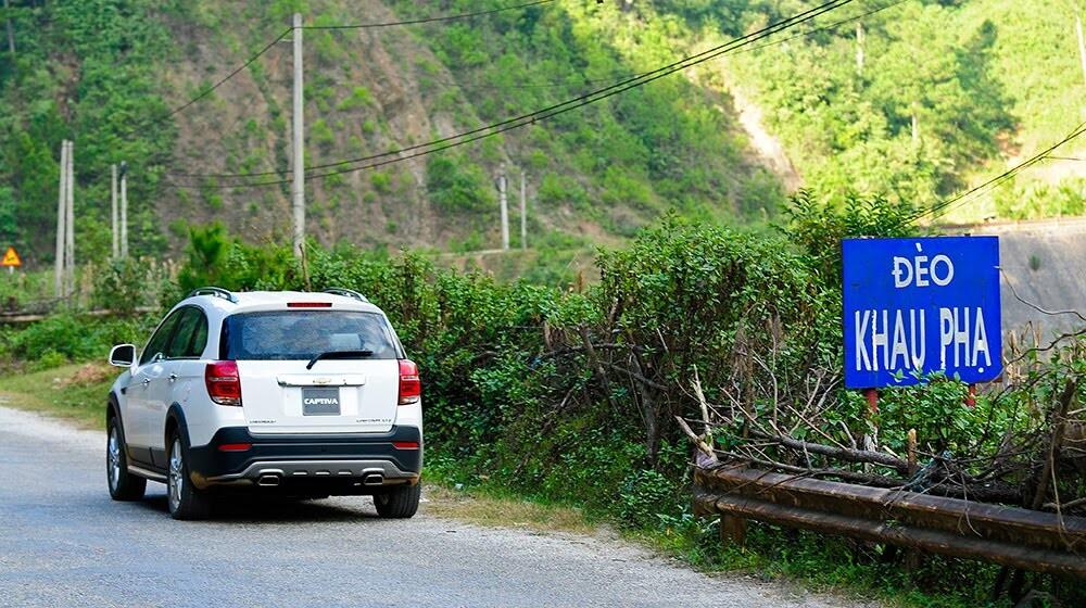 Đánh giá Chevrolet Captiva LTZ 2014 qua hành trình 1000km - Hình 12