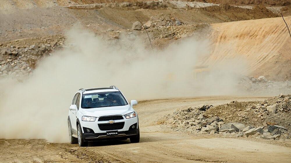 Đánh giá Chevrolet Captiva LTZ 2014 qua hành trình 1000km - Hình 13