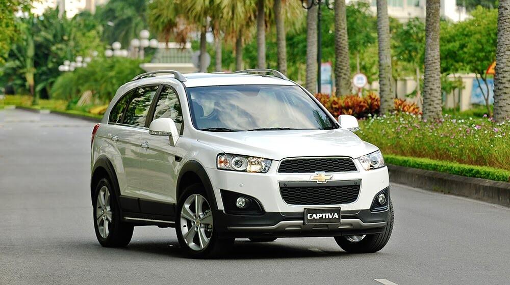 Đánh giá Chevrolet Captiva LTZ 2014 qua hành trình 1000km - Hình 14