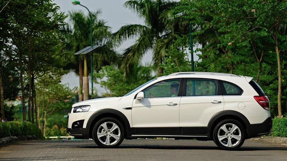 Đánh giá Chevrolet Captiva LTZ 2014 qua hành trình 1000km - Hình 15