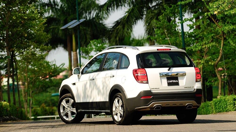 Đánh giá Chevrolet Captiva LTZ 2014 qua hành trình 1000km - Hình 16
