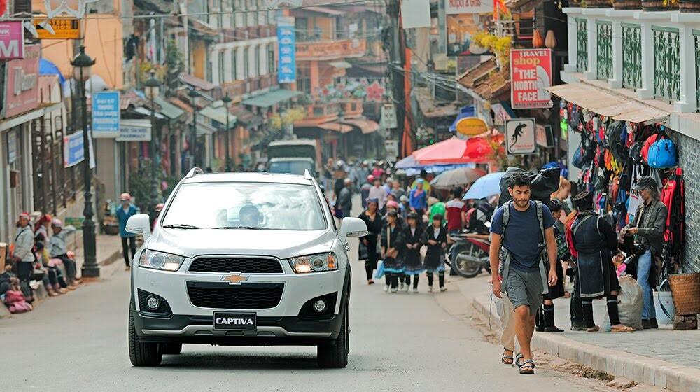 Đánh giá Chevrolet Captiva LTZ 2014 qua hành trình 1000km - Hình 20