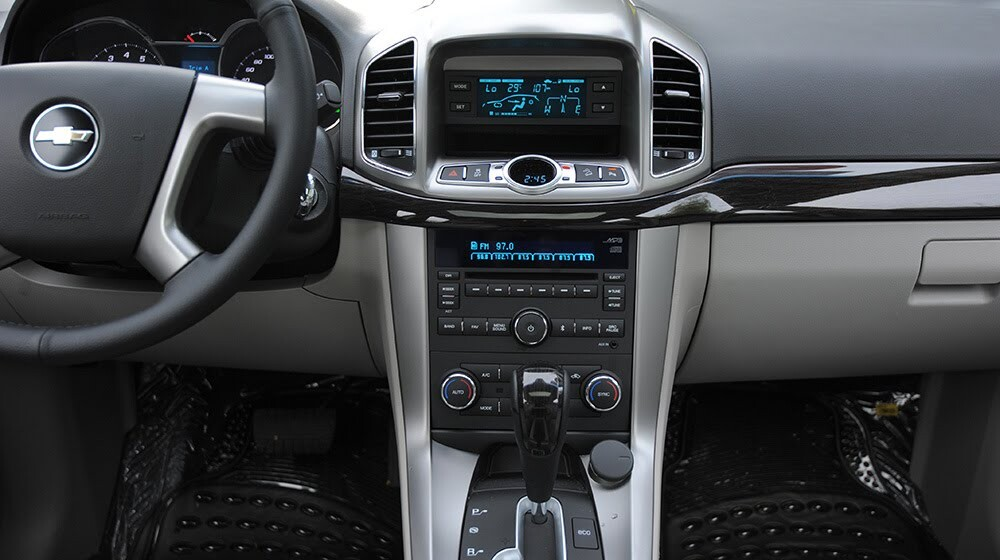Đánh giá Chevrolet Captiva LTZ 2014 qua hành trình 1000km - Hình 21