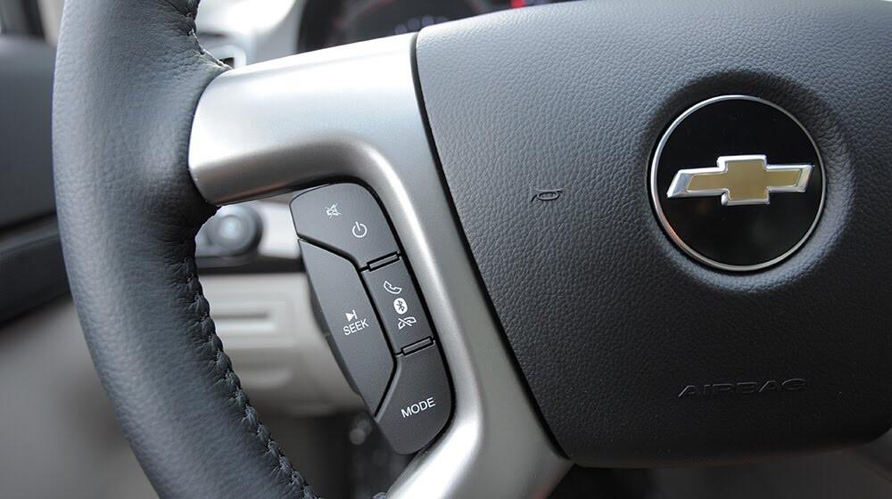 Đánh giá Chevrolet Captiva LTZ 2014 qua hành trình 1000km - Hình 23