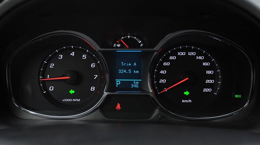 Đánh giá Chevrolet Captiva LTZ 2014 qua hành trình 1000km - Hình 24