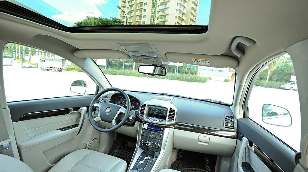 Đánh giá Chevrolet Captiva LTZ 2014 qua hành trình 1000km - Hình 27