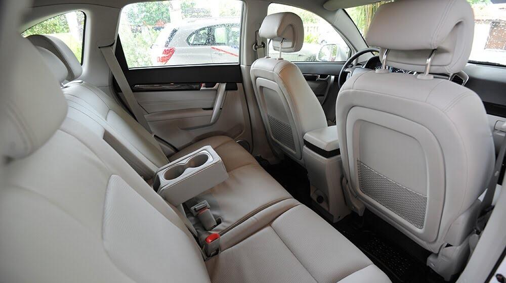 Đánh giá Chevrolet Captiva LTZ 2014 qua hành trình 1000km - Hình 28